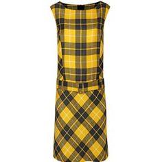 Tartan shift dress in Barclay Dress Modern
