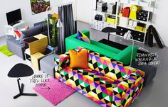 Dorm Room Ideas for Design Lovers