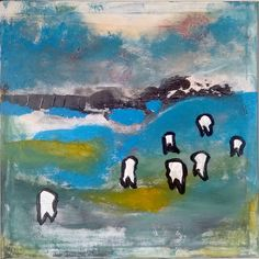Buy Tooth people (In the mountains), Acrylic painting by Alex Sojic on Artfinder. Discover thousands of other original paintings, prints, sculptures and photography from independent artists. Original Art, Original Paintings, Acrylic Painting Canvas, Lovers Art, Buy Art, Tooth, Art Drawings, Sculptures, Artists