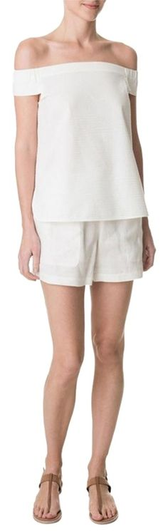 4c8a2d437e Tibi Seersucker Size 4 Top. Free shipping and guaranteed authenticity on  Tibi Seersucker Size 4. Tradesy
