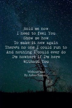 Without You by Ashes Remain