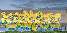 Street art au skatepark de Lisses - Pièce en couleur 20161123010