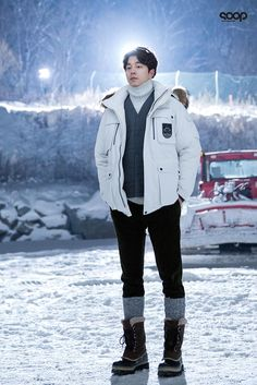 Gong Yoo as Kim Shin on Goblin - Guardian the lonely and great God Lee Dong Wook, Ji Chang Wook, Korean Celebrities, Korean Actors, Asian Actors, Goblin Korean Drama, Goblin Gong Yoo, Oppa Gangnam Style, Yoo In Na
