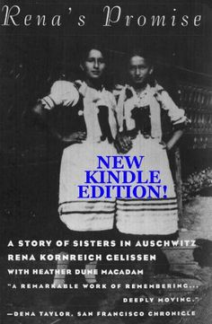 Rena's Promise: Two Sisters in Auschwitz $9.99