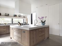 Moderne villa - Keuken -