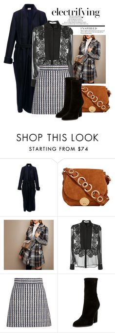 """""""I'd like... #550"""" by m-rossetti ❤ liked on Polyvore featuring Alexis Mabille, Foley + Corinna, River Island, Givenchy, Miu Miu, Alexander Wang, skirt, Boots, blouse and woolcoat"""