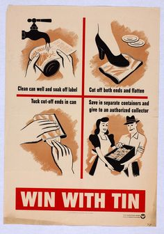 WIN WITH TIN (War Productions Board) 1942 http://www.legion.org/documents/legion/posters/649.jpg