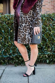 Sequin T-Shirt Dress | Coffee Beans and Bobby Pins #CoffeeBeans