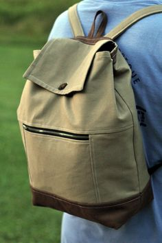 MAN time: Day off Backpack for my man… | Gingercake