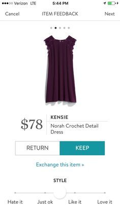 StitchFix 10/3/17 ... this would be tunic for me,! Love the color..wish it was a real tunic.  Price a little high