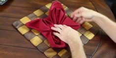 To naprawdę prosty sposób na wyjątkowy wystrój Twojego stołu