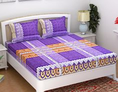Get Heavy Discount on Bed Sheets Household Items, Bed Sheets, Cod, Mattress, Pillow Covers, Curtains, Pillows, Prints, Cotton