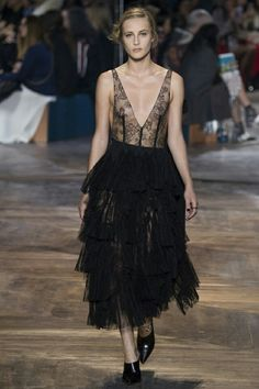 COUTURE SPRING-SUMMER 2016: CHRISTIAN DIOR