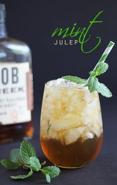 Mint Julep - The classic cocktail of the Kentucky Derby