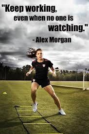 Alex Morgan #quote