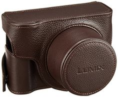 Panasonic DMWCLX100 Leather Fitted Case for DMCLX100 Brown *** Check out this great product.