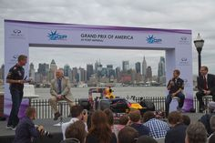 Upcoming Grand Prix of America, at Port Imperial in Weehawken, NJ
