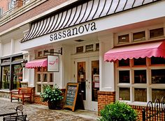 Sassanova- this is what i want my store to look like!