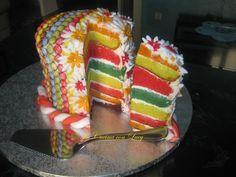 Torta+arcobaleno
