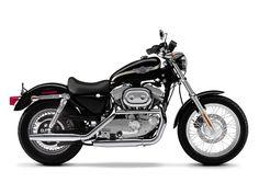 HARLEY DAVIDSON XLH Sportster 883 Standard. #motorcycles