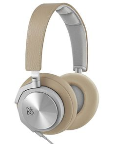 BeoPlay H6 is a premium over-ear headphone from B&O PLAY by Bang & Olufsen. H6 is a true tribute to craftsmanship. Premium materials that are carefully selected make up these elegant over-ear headphon