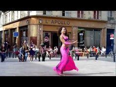 Dyanka danse orientale Bordeaux au Festival SCAL URBAIN  Video  Description Extrait de la présentation de danse orientale : tango oriental et percussion.  - #Vidéos