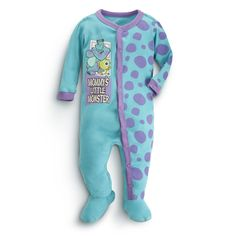 {Obsessed!} Disney Baby Monsters Line - Complicated Mama