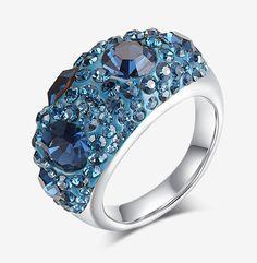Anello donna collezione Meryl 39.00 euro #lucabarra #gioielli #anello