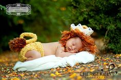 really leaning toward a lion. So LOVE this!