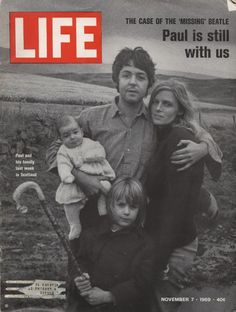 LIFE magazine 1969 Paul McCartney Beatles Sharon Tate paul is dead Paul Mccartney Beatles, Paul And Linda Mccartney, Mary Mccartney, Paul Mccartney Quotes, Ringo Starr, George Harrison, Paul Is Dead, Life Magazine, John Lennon