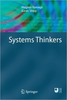 Systems Thinkers: Amazon.co.uk: Magnus Ramage, Karen Shipp: 9781848825246: Books