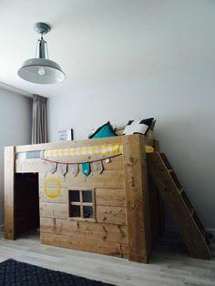 Stoere jongens slaapkamer | Sssttt I\'m dreaming... by Marcha van ...