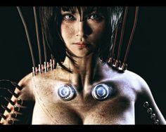 fandom: Ghost in the Shell: Stand Alone Complex (p.a.f)  character: Motoko Kusanagi  cosplayer: CHIYUU  Country: China