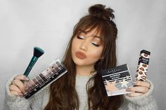 """Hey everyone! It's Gina from @ohmygeeee I'm absolutely loving Lottie London makeup at the moment if you want to see me use Lottie makeup and what look I created then head over to my YouTube channel to see """"gee box"""""""