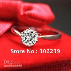 Diamond Wedding Ring 18KGP  $14.95
