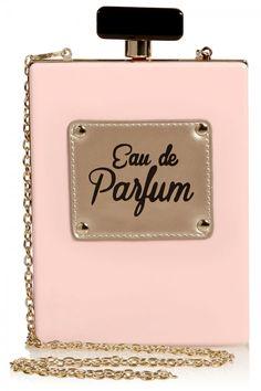 Next Pink Perfume Clutch Bag, £28
