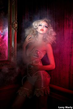 Boudoir by Leny Marly