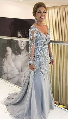 mother of the bride dresses with long sleeves, mother of the dresses mermaid