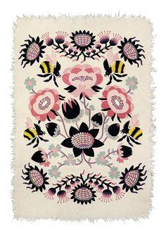BOMBROO CARPET by Tikau (Light Pink, 125x180cm) PRE-ORDER – TIKAU