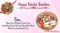 Special Happy Raksha Bandhan Greetings Images For Sister Happy Raksha Bandhan Messages, Happy Raksha Bandhan Quotes, Happy Raksha Bandhan Wishes, Happy Raksha Bandhan Images, Raksha Bandhan Greetings, Raksha Bandhan Photos, Raksha Bandhan Cards, Rakhi Wallpaper, Rakhi Message