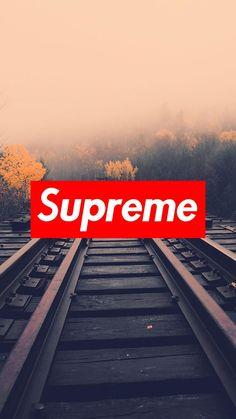 Supreme iPhoneX wallpapers