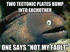 Geology jokes