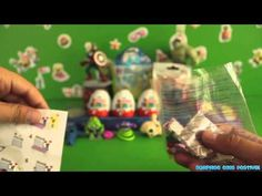 Surprise Eggs Festival Sumurfs Transformers Penguins of Madagascar and S...