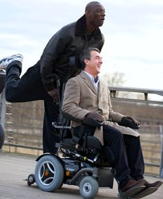 'Intouchables' is French for feel good movie of the year!