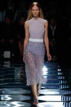 Balenciaga SS15 RTW at Paris Fashion Week
