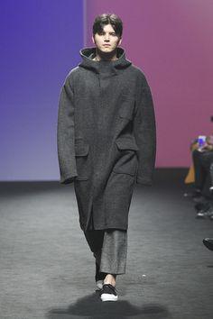 DOHN HAHN Menswear Fall Winter 2017 Seoul