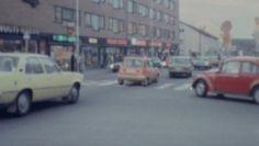 Koskikatua alas, käännös oikealle, kaasu pohjaan, korttelin ympäri ja taas Koskikadulle. Rovaniemeläisnuorten autoiluharrastus, eli kortteliralli toimi vuonna 1979 illasta toiseen samalla kaavalla.