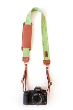Would love this camera strap with monogram shoulder pad