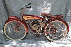 1948 Monark Super Deluxe with motor