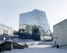 Biblioteca en Freiburg,© Barbara Buehler